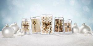La gama Galaxy de Samsung se vuelve 'blanca' esta Navidad