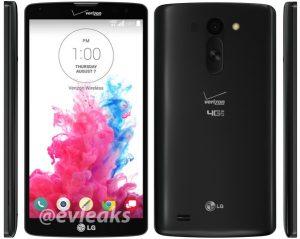 La imagen del LG G Vista se filtra junto con las especificaciones