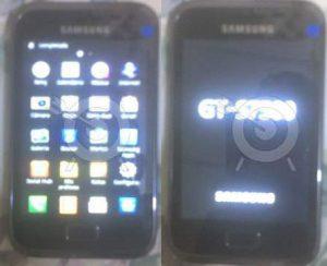 La imagen del Samsung GT-S7500 se filtra en la web