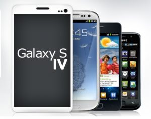 La imagen del concepto del Samsung Galaxy S4 fue 'robada' por Evleaks