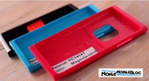 La imagen filtrada de la carcasa / carcasa sugiere un próximo teléfono Nokia con una cámara grande