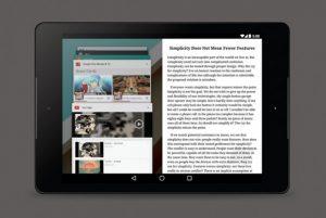 La implementación de Google de la función de ventanas múltiples en existencias de Android se filtra