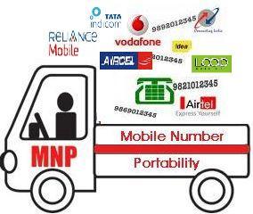 portabilidad de números móviles en india