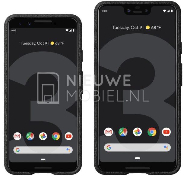google-pixel-3-pixel-3-xl-leaked-press-renders-1
