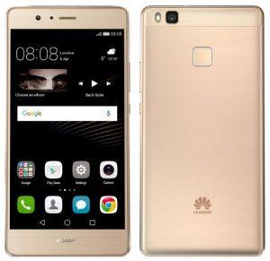La prensa de Huawei P9 Lite muestra la superficie