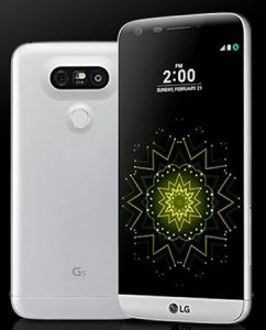 La prensa del LG G5 aparece antes del anuncio