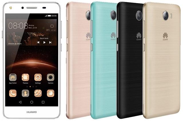 Fuga de Huawei-Y5-II