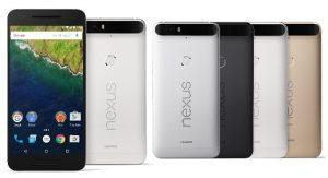 La presentación del Huawei Nexus 6P se filtra antes del lanzamiento