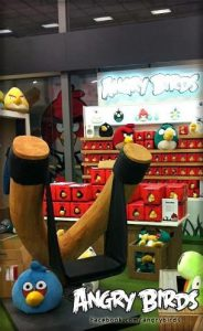 La primera tienda de Angry Birds del mundo abre en Helsinki, Finlandia