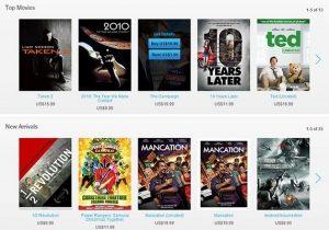 La sección de música y video se activa en BlackBerry World antes del lanzamiento de BB10