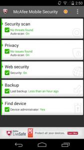 La seguridad de McAfee Mobile ahora está disponible de forma gratuita para los usuarios indios