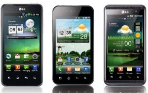 La serie LG Optimus finalmente prueba Android 2.3 Gingerbread