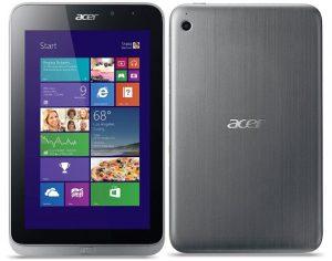 La tableta Acer Iconia W4 de 8 pulgadas con Windows se lanzó en India por Rs.  24999