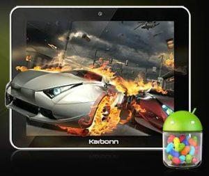 La tableta Karbonn Smart Tab 8 Velox detectada en línea [1.5GHz dual-core CPU, 1GB RAM, Android 4.1 JB]