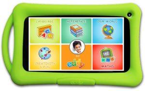 La tableta Metis Eddy se lanzó en India: la primera tableta india especializada para niños