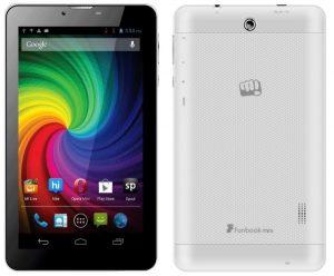 La tableta Micromax Funbook Mini ahora está disponible en línea por Rs.  8.820