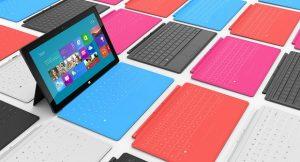 La tableta Microsoft Surface con Windows RT se vuelve oficial