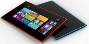 La tableta Nokia Lumia 2520 llega con pantalla táctil de 1080p y conectividad LTE