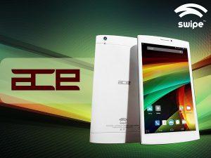 La tableta Swipe Ace con pantalla HD de 6,95 pulgadas y procesador de cuatro núcleos se lanzó para Rs.  7299