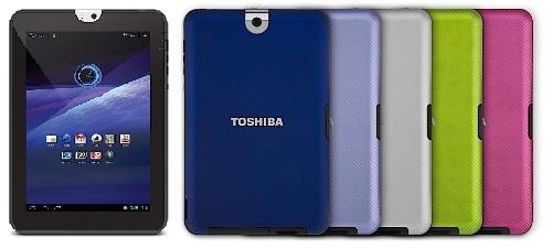 La tableta Toshiba Thrive obtiene una etiqueta de precio