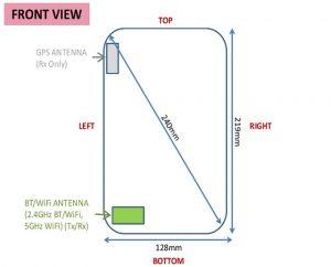 La tableta de 8.4 ″ de Samsung llega a la FCC, debería ser la Galaxy Tab Pro 8.4