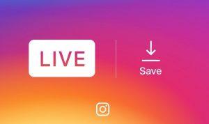 La última actualización de Instagram ahora te permite guardar tus videos en vivo en tu teléfono