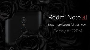 La variante Xiaomi Redmi Note 4 Matte Black saldrá a la venta en India a las 12 pm de hoy