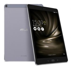 Lanzamiento de Asus Zenpad 3S 10 LTE con pantalla de 9,7 pulgadas y soporte 4G