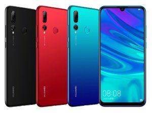 Lanzamiento de Huawei Enjoy 9S;  cuenta con Kirin 710 SoC, 4 GB de RAM y cámaras traseras triples