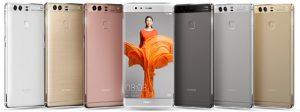 Lanzamiento de Huawei P9 en India el 17 de agosto
