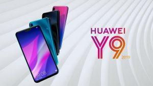 Huawei Y9 2019 con pantalla de 6.5 pulgadas, cámaras cuádruples y batería de 4000 mAh se lanzará pronto en India