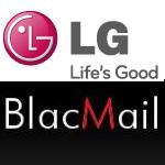 Lanzamiento de LG Cookie Glide (GT350i) con BlacMail