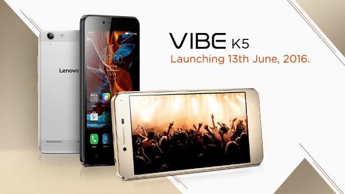lanzamiento de lenovo-vibe-k5-india