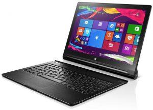 Lanzamiento de Lenovo Yoga Tablet 2 con pantalla Quad HD de 13,3 pulgadas y Windows 8.1