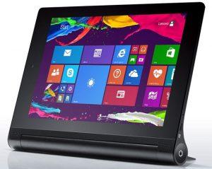 Lanzamiento de Lenovo Yoga Tablet 2 con variantes de 8 y 10,1 pulgadas