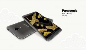 Lanzamiento de Panasonic Eluga Pure con pantalla HD de 5.5 pulgadas y soporte 4G