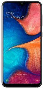 Lanzamiento de Samsung Galaxy A20;  cuenta con Exynos 7884 SoC y batería de 4000 mAh