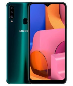 Samsung Galaxy A20s se vuelve oficial en India;  cuenta con cámaras traseras triples y batería de 4000 mAh
