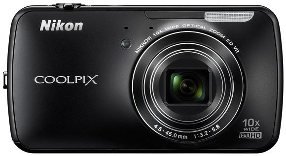 Lanzamiento de la Nikon Coolpix S800c con Android