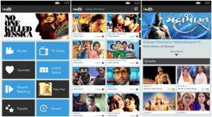Lanzamiento de la aplicación BoxTV para el sistema operativo Windows Phone