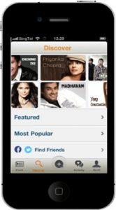 Lanzamiento de la aplicación Bubbly Social en India para iPhone