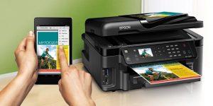 Lanzamiento de la aplicación Epson Print Enabler para Android