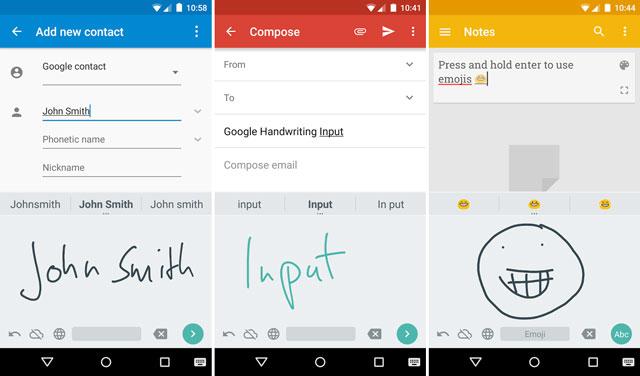 Google-handwriting-input-app-android