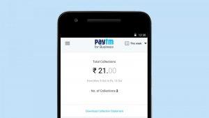 Lanzamiento de la aplicación Paytm for Business para comerciantes y socios comerciales
