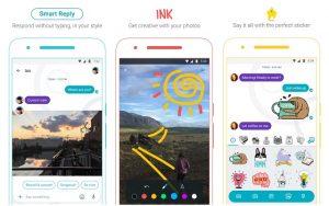 Lanzamiento de la aplicación de mensajería inteligente Google Allo