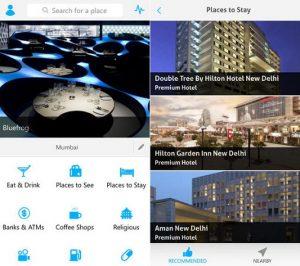 Lanzamiento de la aplicación de navegación social MapmyIndia Explore en iOS