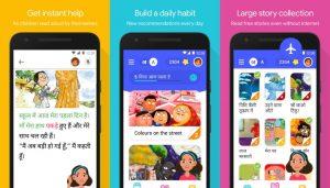 Lanzamiento de la aplicación de tutores de lectura Google Bolo en India