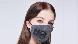 Lanzamiento de la máscara de aire anticontaminación Xiaomi con filtración PM2.5