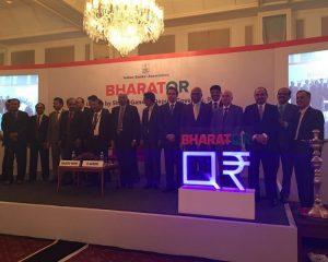 Lanzamiento de la solución de pago digital BharatQR