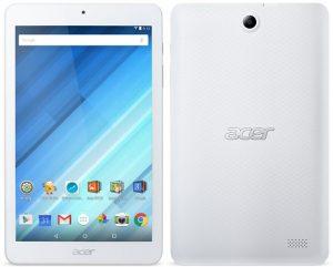 Lanzamiento de la tableta Acer Iconia One 8 B1-850 asequible Android Lollipop